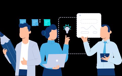 UX/UI design team