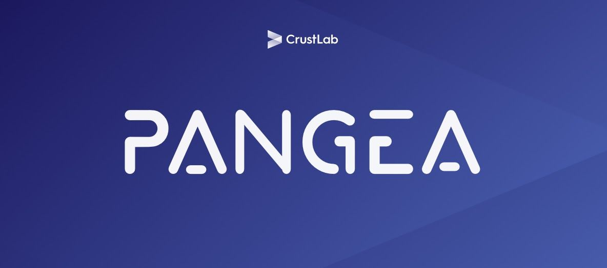 CrustLab has been verified as the top 7% of software companies at Pangea