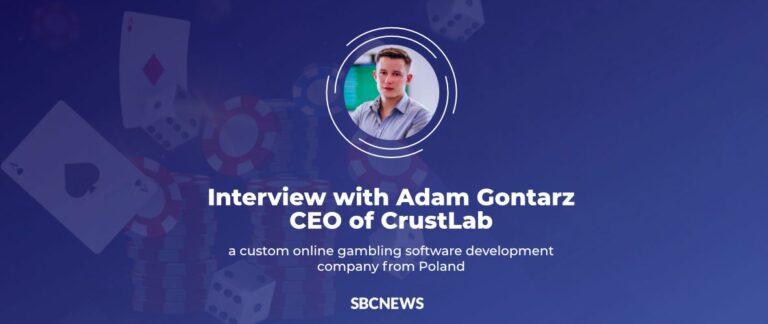 Adam Gontarz & SBC News betting industry interview