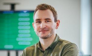 Co-founder CrustLab