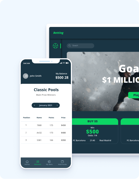 fixed pool betting system case study card