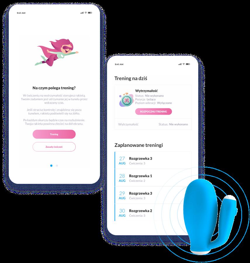 cross-platform mobile app screen