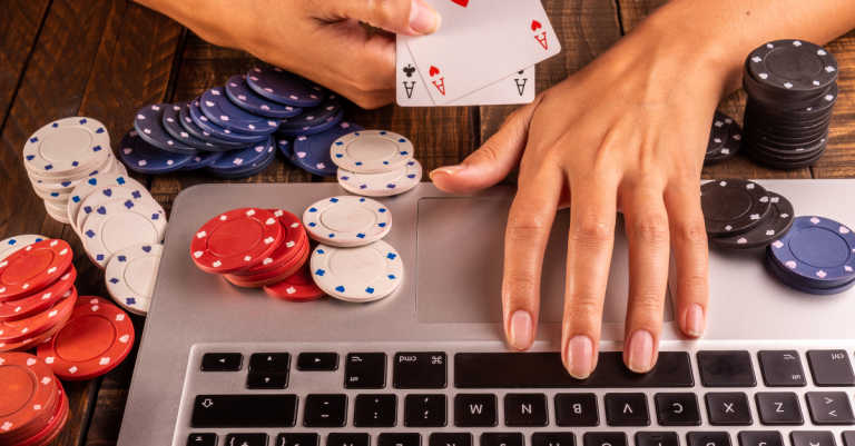 gambling web app cover photo