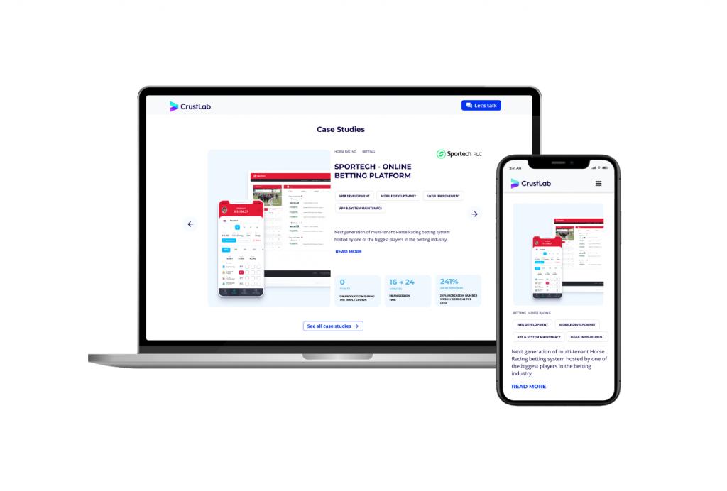CrustLab's Responsive Web Design 2