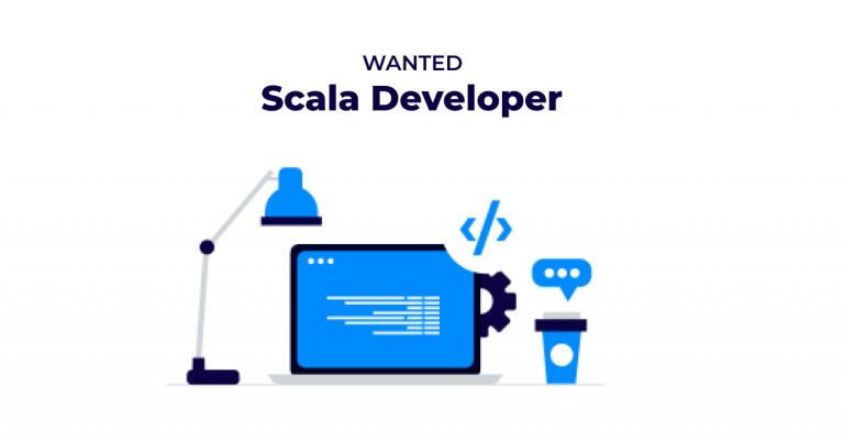 scala developer job offer cover photo