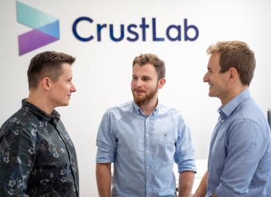 CrustLab management 2