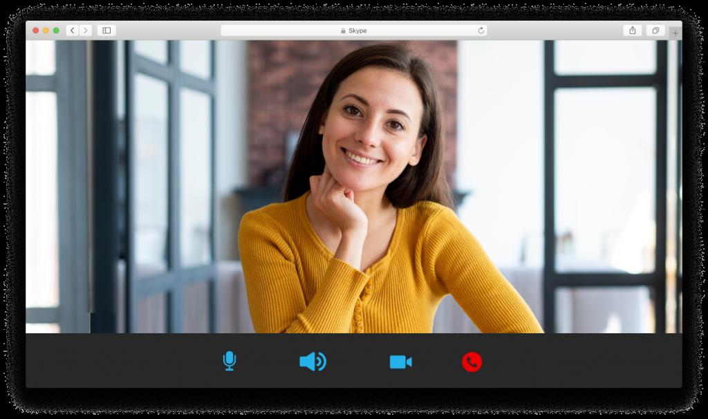 Communication platform - Skype