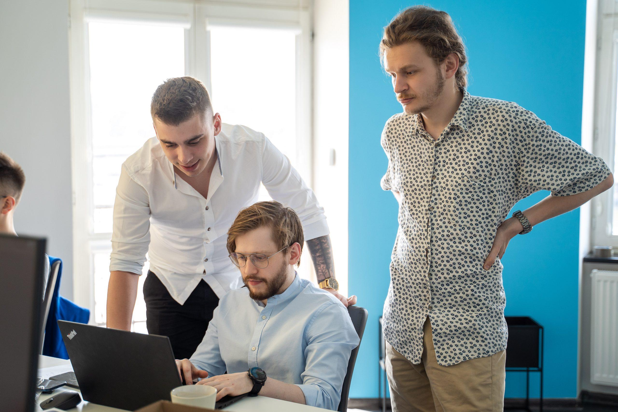 CrustLab software development experts